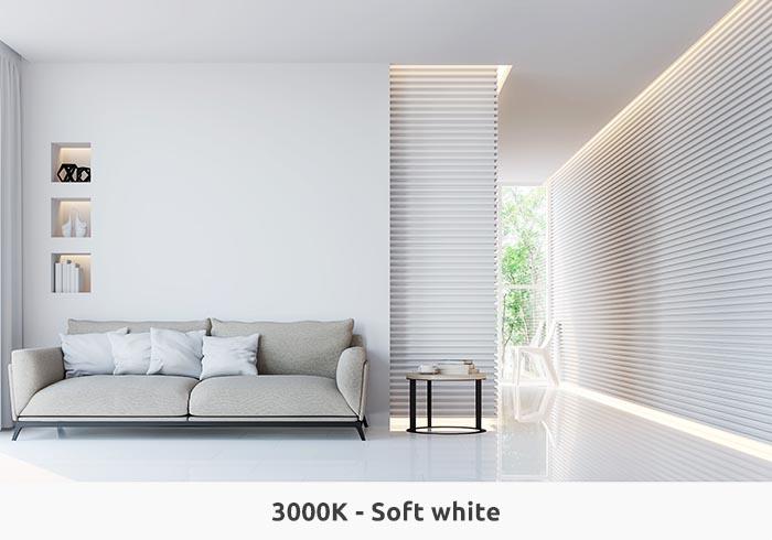 3000K Soft White