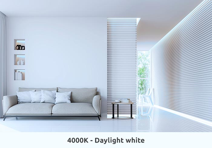 4000K Daylight White